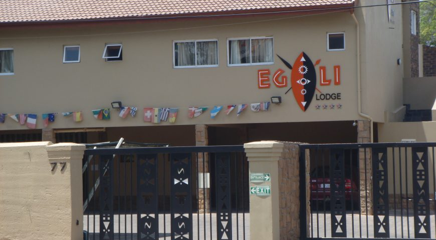 Quality Services Investment : Egoli Lodge