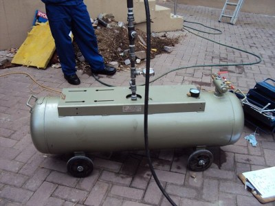 Compressor Testing